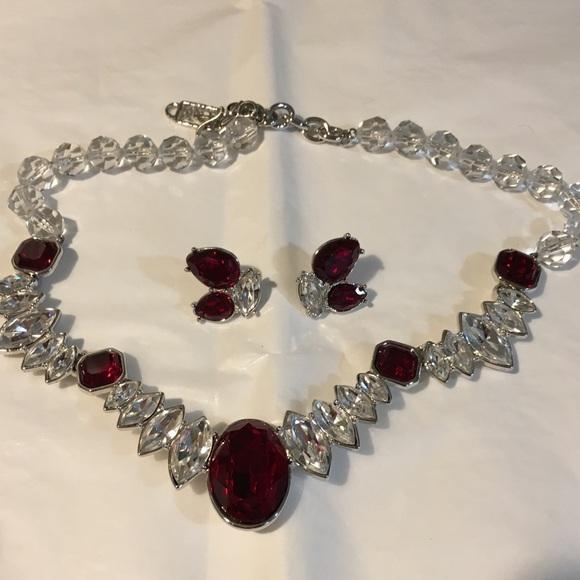 5242d37a378 Yves Saint Laurent Jewelry   Vintage Necklace Earrings   Poshmark
